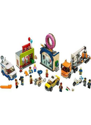 Lego Lego City Donut Dükkanı Açılışı 60233 Renkli